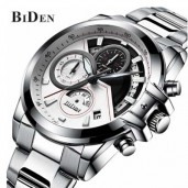 https://www.himelshop.com/BIDEN brand mens business wristwatches stainless steel quartz men watches
