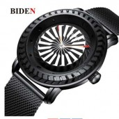 https://www.himelshop.com/BIDEN Simplicity Men Analog Stainless Steel Watch