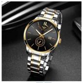 https://www.himelshop.com/NIBOSI Masculino Relojes Watch - Silver Black