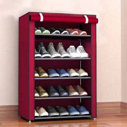 https://www.himelshop.com/Multi layer DIY Combination Dust-proof Cloth Shoe Cabinet Folding Fabric Shoes Rack  ( Multicolor )