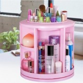 https://www.himelshop.com/Rotating Spin Cosmetic Organizer Makeup Desktop Box Storage Rack Case Holder