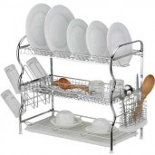 https://www.himelshop.com/Dish rack stainless steel 3 tier