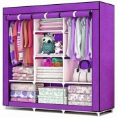https://www.himelshop.com/Portable Wardrobe and Folding Cloth Storage Almirah-88130