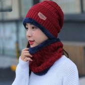 https://www.himelshop.com/Winter Cap For Women and Man-RED