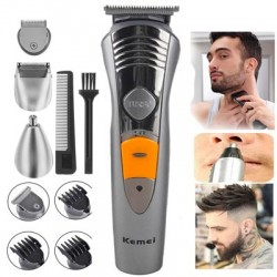 https://www.himelshop.com/Rechargeable Shaver and Trimmer 7 in 1 kemei KM-580A