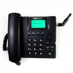https://www.himelshop.com/Panasonic Landline Phone Dual SIM Supported For Office / Home / Business