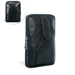https://www.himelshop.com/100% Genuine Leather Biker Bag with Belt Holder