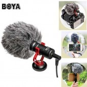 https://www.himelshop.com/Boya BY MM1  Microphone