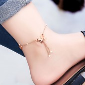 https://www.himelshop.com/Butterfly Anklet Rose Gold