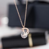 https://www.himelshop.com/Fashion Simple women necklace Fine jewelry Crystal