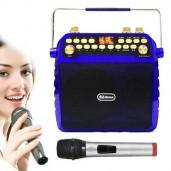 https://www.himelshop.com/Speaker With Wireless Karaoke Microphone