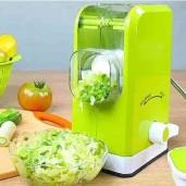https://www.himelshop.com/Multifunction Manual Meat Slicer and Vegetable Cutter - Green