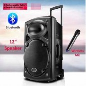 https://www.himelshop.com/Rechargeable Bluetooth karaoke speaker with wireless microphone