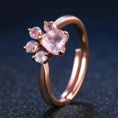https://www.himelshop.com/Rose Gold Romantic Finger Ring