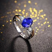 https://www.himelshop.com/Sapphire flash diamond high-end Ring Female