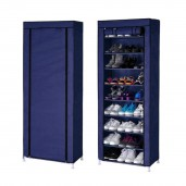 https://www.himelshop.com/9-Layer 40-Pair Large Shoe Rack Shoe Storage Organizer Cabinet Tower -Blue Color