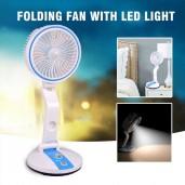 https://www.himelshop.com/Rechargable Folding Fan Ultra With LED Light
