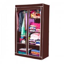 https://www.himelshop.com/2 Layer Portable Cloth Wardrobe