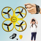 https://www.himelshop.com/Victor Quadcopter Drone | Gravity Sense Interactive Hand-Controlled Mini UFO for Kids