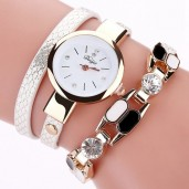 https://www.himelshop.com/DUOYA Fashionable Women Bracelet Watch