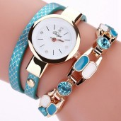 https://www.himelshop.com/Duoya Fashion Women Bracelet Watch Leather