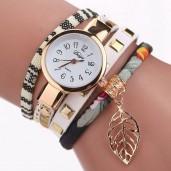 https://www.himelshop.com/Duoya Brand Fashion Leather Bracelet Watch Women