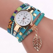 https://www.himelshop.com/Duoya Brand Fashion Leather Bracelet Watch Women