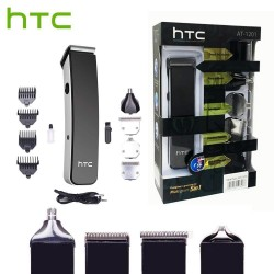 https://www.himelshop.com/ Rechargeable Hair Clipper & Shaver HTC AT-1201 5 In 1