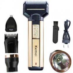 https://www.himelshop.com/Trimmer and shaver with Torch Light 4 in 1 KM-T3