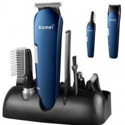 https://www.himelshop.com/Shaver and Trimmer Rechargeable 8 in 1 Full Care Kemei Km-550