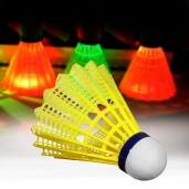 https://www.himelshop.com/LED Badminton Set Shuttlecock  5 Father in 1 box