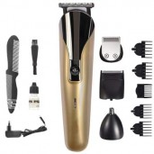 https://www.himelshop.com/Trimmer and Shaver Rechargeable 8 in 1  Nikai NK-1712