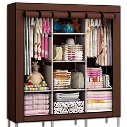 https://www.himelshop.com/Wardrobe and Folding Cloth Storage Almirah 3 layer